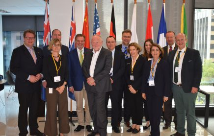 Climate-KIC hosts AUS GER dialogue on energy security challenges